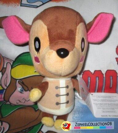 Animal Crossing Fauna Plush