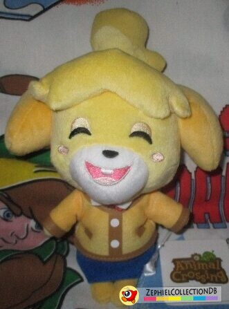Animal Crossing Isabelle Plush