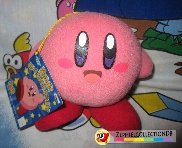Kirby Plush (Anime)