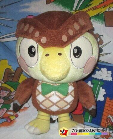 Animal Crossing Ichiban Kuji Blathers Plush