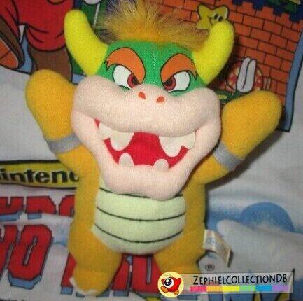 Yoshi's Safari Bowser Plush