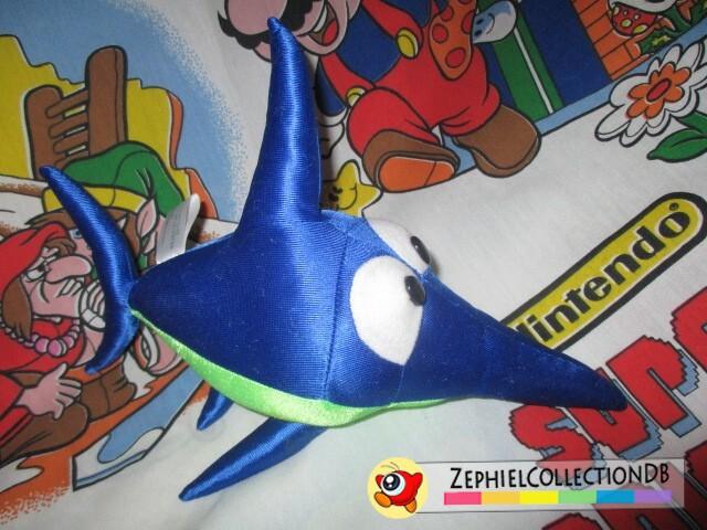 Donkey Kong Country Enguarde the Swordfish Plush