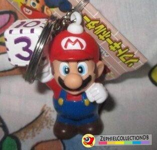 Mario Party 64 Mario Figure Keychain