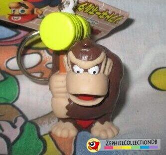 Mario Party 64 Donkey Kong Figure Keychain
