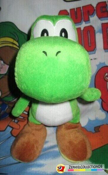 Super Mario Sunshine Medium Yoshi Plush