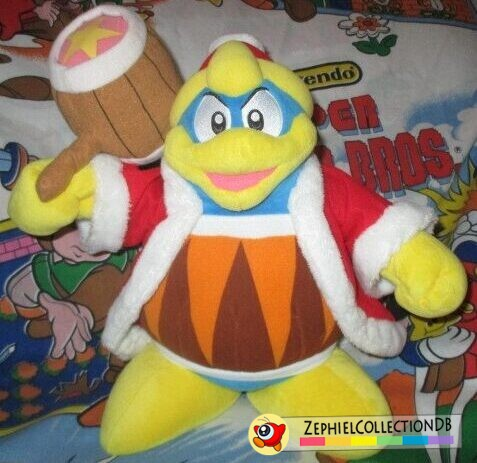 Kirby King Dedede Plush