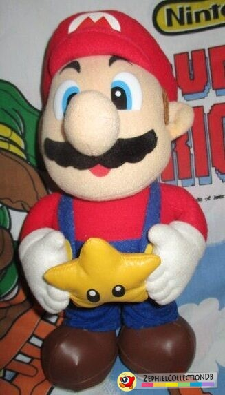 Mario Party DX Mario Plush