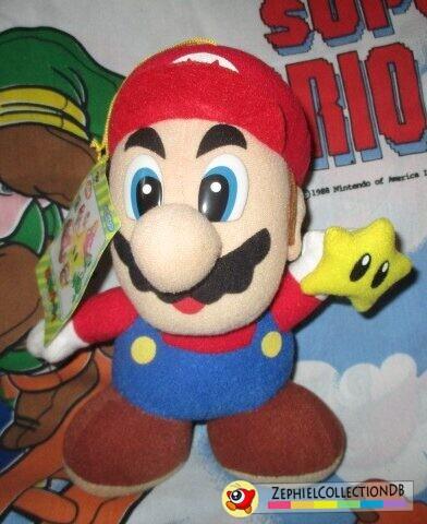 Mario Party Mario Plush