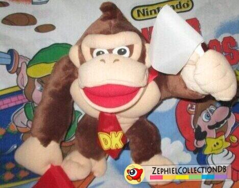 Mario Party DX Donkey Kong Plush