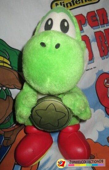 Mario Party DX Yoshi Plush