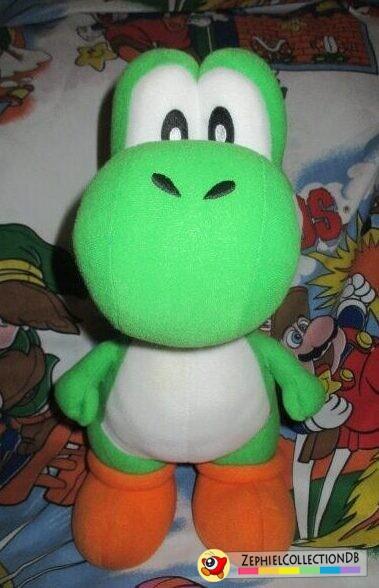 Super Mario Sunshine Yoshi Plush