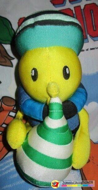 Super Mario Sunshine Male Noki Plush