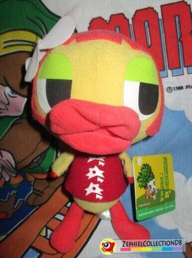 Animal Crossing Maelle Plush