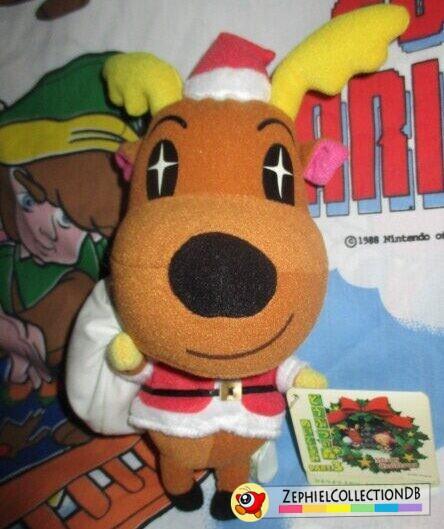 Animal Crossing Jingle Plush