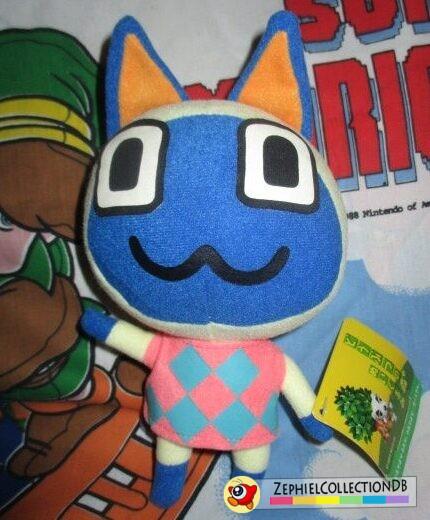 Animal Crossing Mitzi Plush