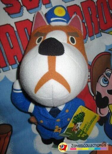 Animal Crossing Copper Plush