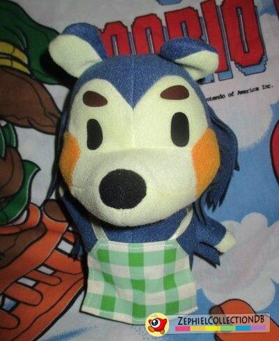 Animal Crossing Mabel Plush