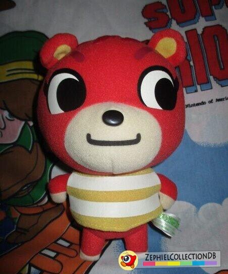 Animal Crossing Cheri Plush