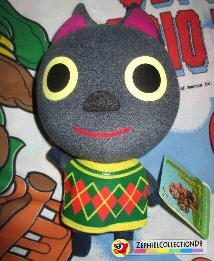Animal Crossing Kiki Plush