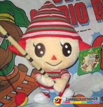Animal Crossing Villager Plush