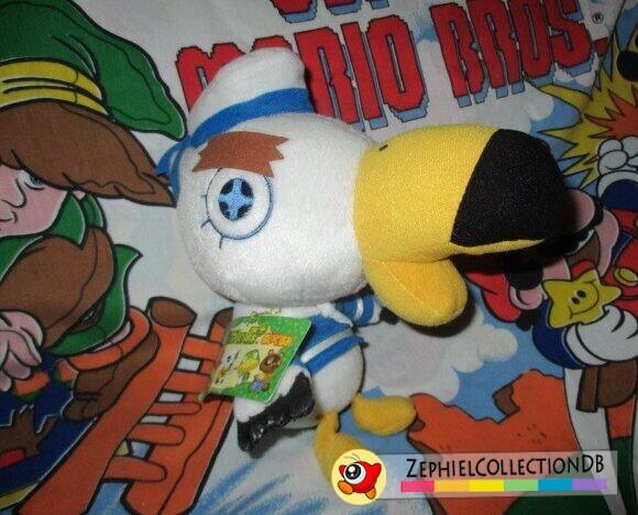 Animal Crossing Gulliver Plush