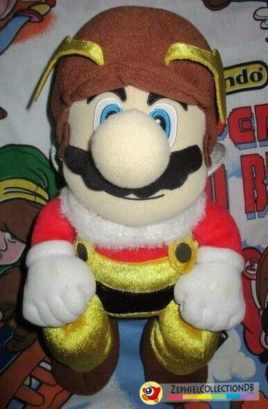 Super Mario Galaxy DX Bee Mario Plush