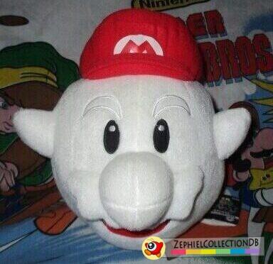 Super Mario Galaxy DX 2 Boo Mario Plush