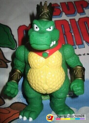 Donkey Kong Country King K. Rool Figure