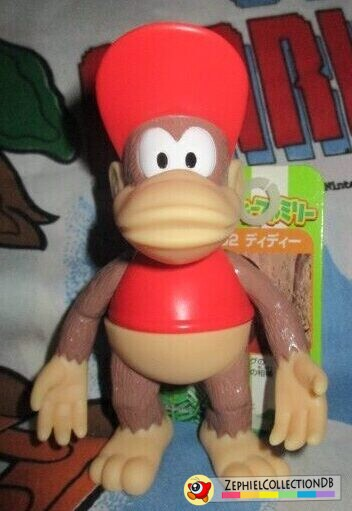 Donkey Kong Country Diddy Kong Figure