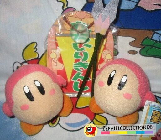 Spear Waddle Dee Pair Plush (Anime)
