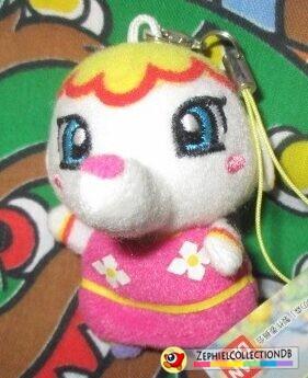 Animal Crossing Margie Plush Strap