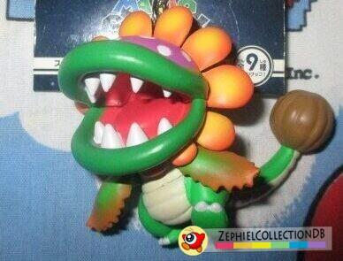 Super Mario Galaxy Dino Piranha Figure Keychain
