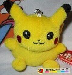 Pokemon Pikachu Pokedoll Keychain
