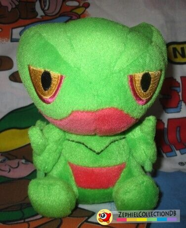 Pokemon Sceptile Plush
