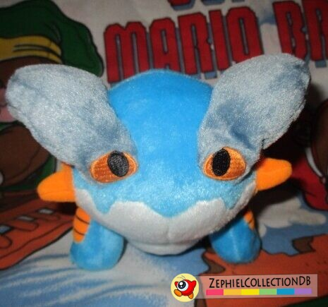 Pokemon Swampert Pokedoll