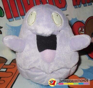 Pokemon Grimer Plush