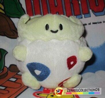 Pokemon Togepi Plush