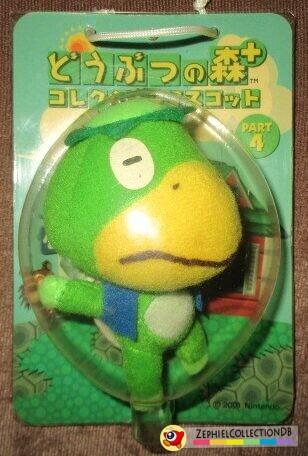 Animal Crossing Kapp'n Plush Keychain
