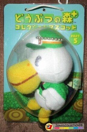 Animal Crossing Pete Plush Keychain