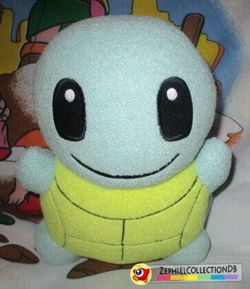 Pokemon Oversized Squirtle Plush