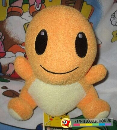 Pokemon Oversized Charmander Plush