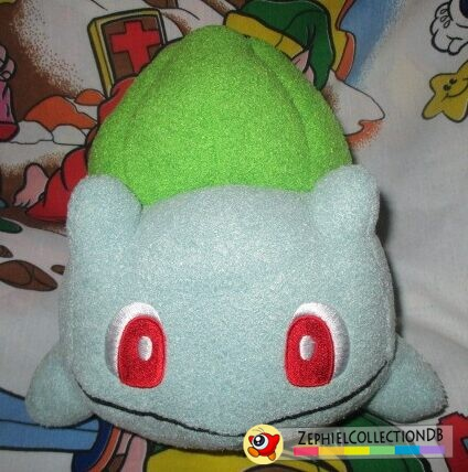 Pokemon Oversized Bulbasaur Plush