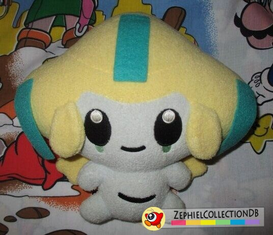 Pokemon Oversized Jirachi Plush