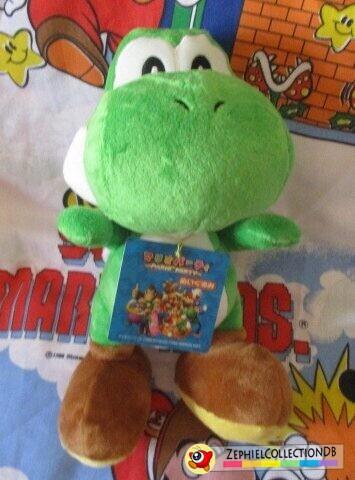 Mario Party 5 Yoshi Plush