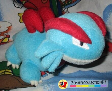 Pokemon Salamence Pokedoll