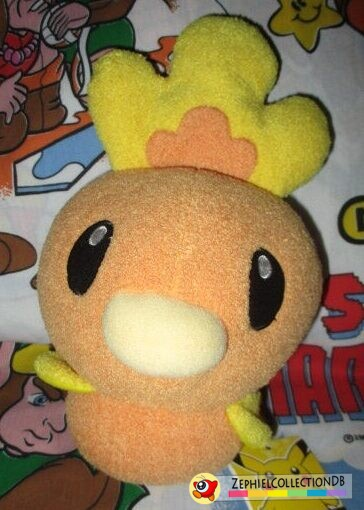 Pokemon Oversized Torchic Plush