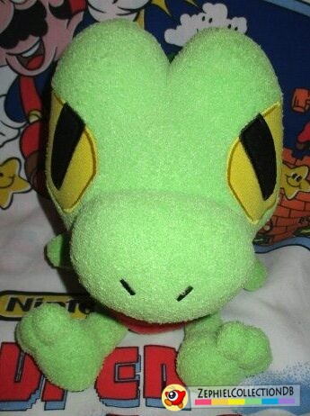 Pokemon Oversized Treecko Plush