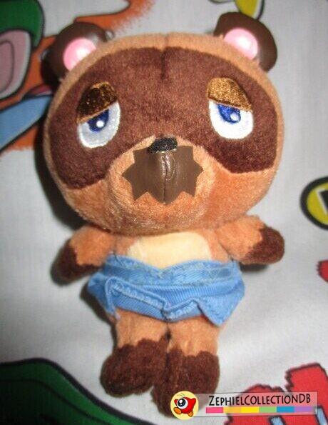 Animal Crossing Ichiban Kuji Tom Nook Plush Strap