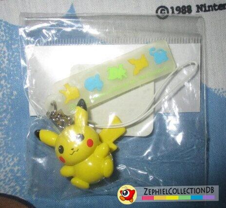 Pokemon Pikachu Pokedoll Figure Strap