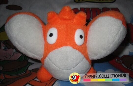 Pokemon Corphish Pokedoll
